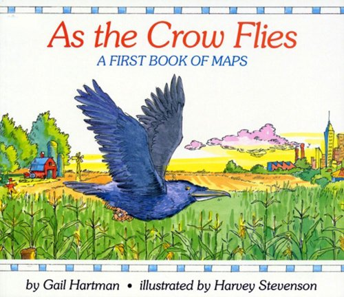 9780027430059: As the Crow Flies
