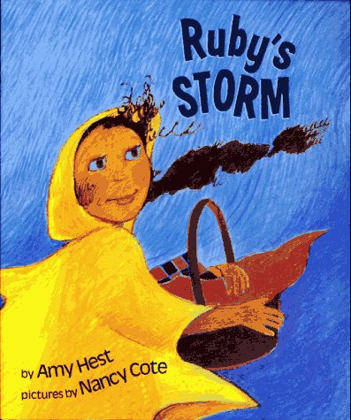 9780027431605: RUBY'S STORM