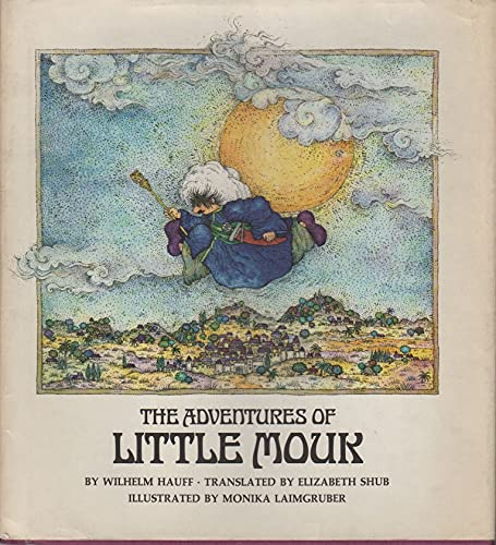9780027434002: The Adventures of Little Mouk (English and German Edition)