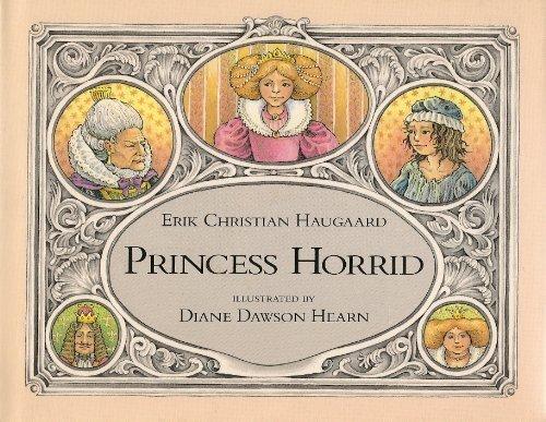 9780027434453: Princess Horrid