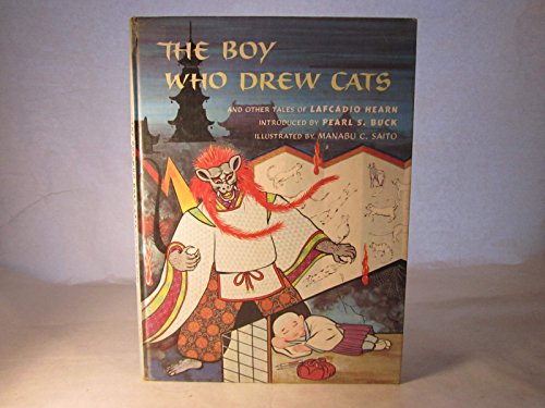 9780027434804: The Boy Who Drew Cats and Other Tales