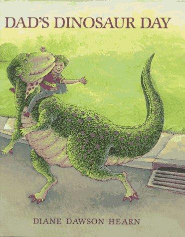 9780027434859: Dad'S Dinosaur Day