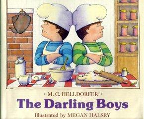 9780027435160: The Darling Boys