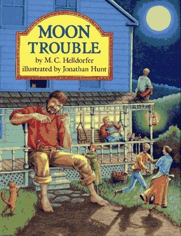 9780027435177: Moon Trouble