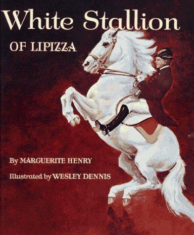 9780027436280: White Stallion of Lipizza