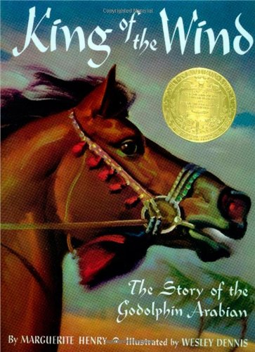 9780027436297: King of the Wind: The Story of the Godolphin Arabian