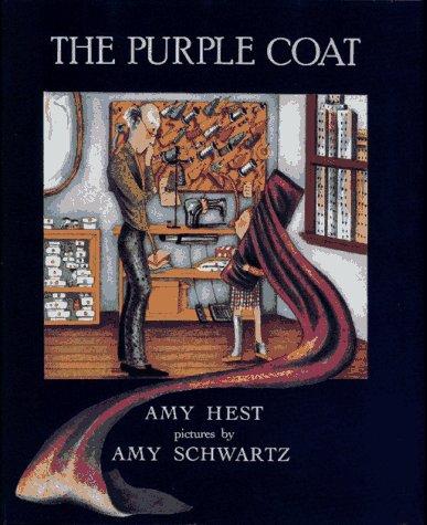 9780027436402: The Purple Coat