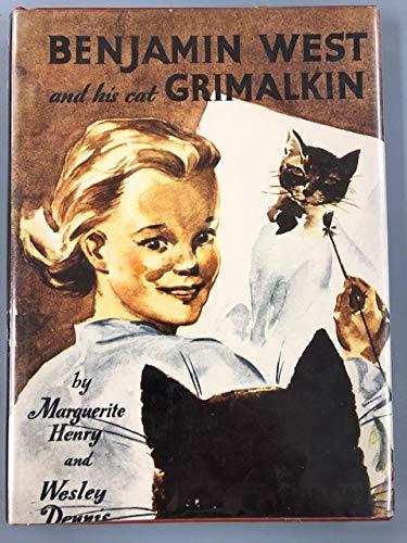 9780027436600: Benjamin West and His Cat Grimalkin