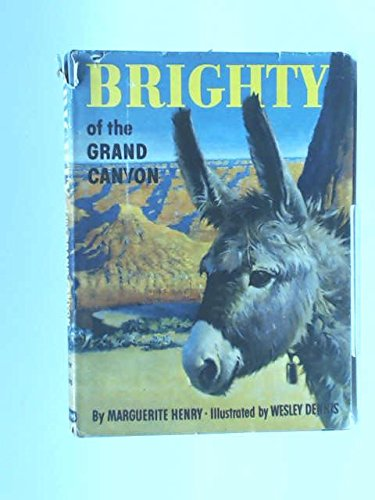[signed] Brighty of the Grand Canyon