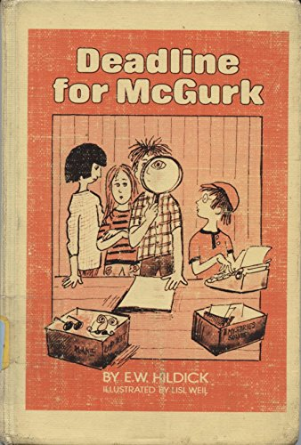 9780027438000: Deadline for McGurk (Mcgurk Mystery)