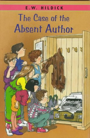 9780027438215: Case of the Absent Author, The