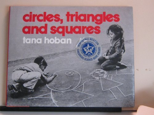 9780027448306: CIRCLES, TRIANGLES AND SQUARES