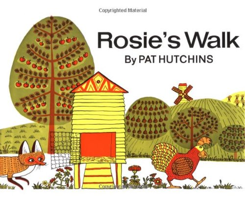 9780027458503: Rosie's Walk
