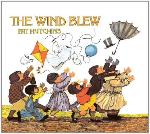 9780027459104: The Wind Blew