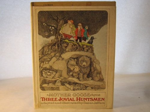 9780027476903: Three Jovial Huntsmen : A Mother Goose Rhyme