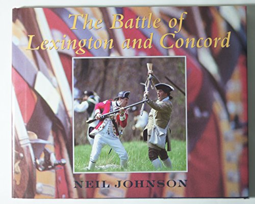 9780027478419: The Battle of Lexington and Concord
