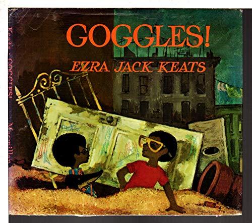 9780027495904: Goggles!