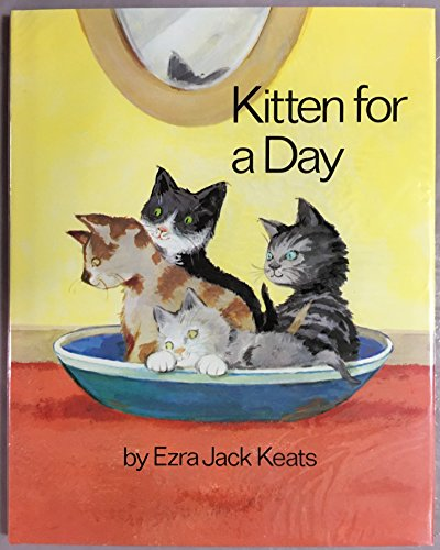 9780027496307: Kitten for a Day