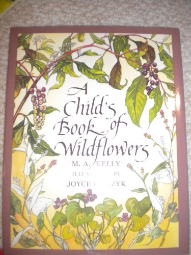 9780027501421: A Child's Book of Wildflowers