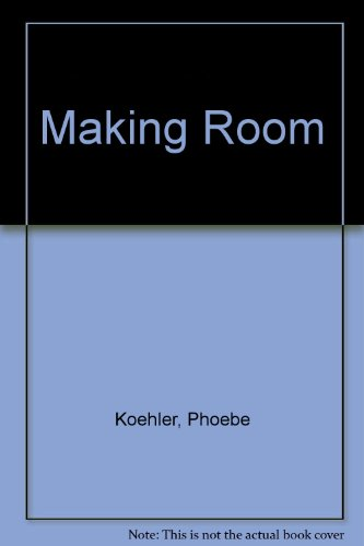 9780027508758: Making Room