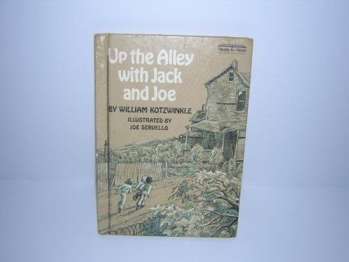 9780027509403: Up the Alley With Jack and Joe. (Ready-to-Read)