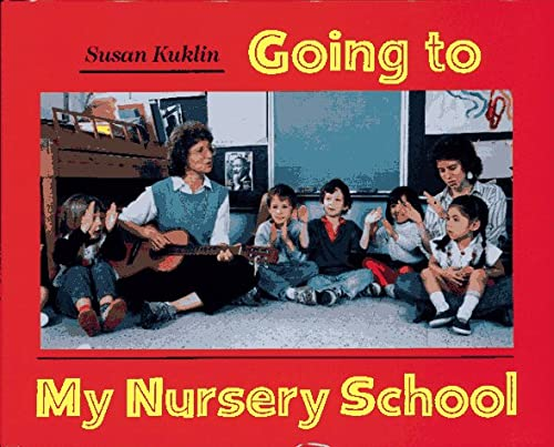 9780027512373: Going to My Nursery School