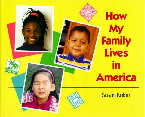 9780027512397: How My Family Lives in America