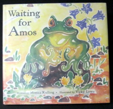 9780027512458: Waiting for Amos