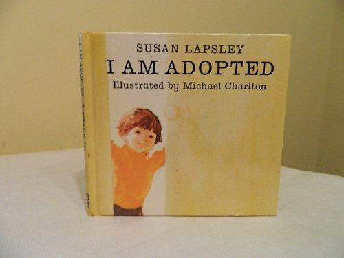 9780027516401: I Am Adopted