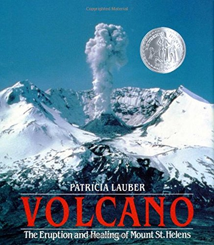 9780027545005: Volcano: The Eruption and Healing of Mount St. Helens