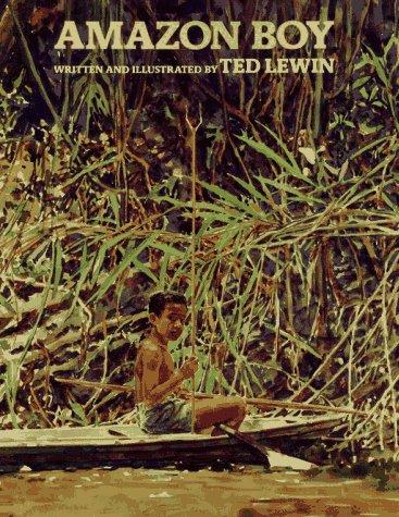 9780027573831: Amazon Boy