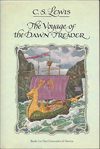 9780027588200: The Voyage of the Dawn Treader