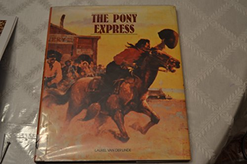 9780027590562: The Pony Express (A Timestop Book)