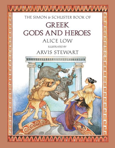 Greek Gods and Heroes: Low, Alice