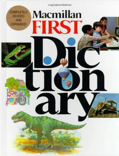 9780027617313: Macmillan First Dictionary