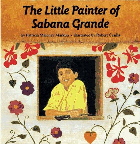 9780027622058: Little Painter of Sabana Grande, The
