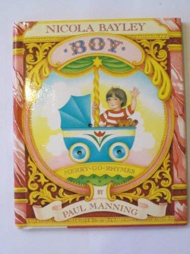9780027622515: Boy (Merry-go-rhymes)