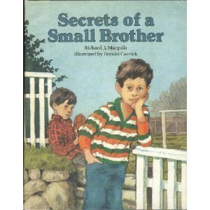 Secrets of a Small Brother: Margolis, Richard J.