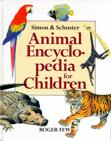 9780027624250: Macmillan Animal Encyclopedia for Children
