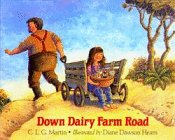 9780027624502: Down Dairy Farm Road