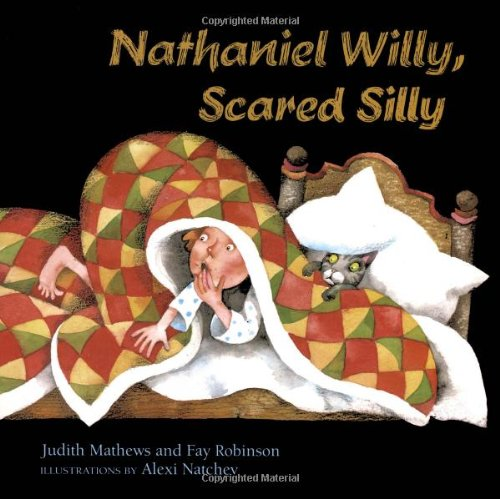 9780027652857: Nathaniel Willy, Scared Silly