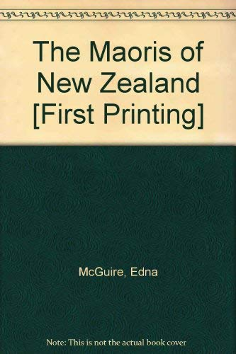 9780027654806: The Maoris of New Zealand