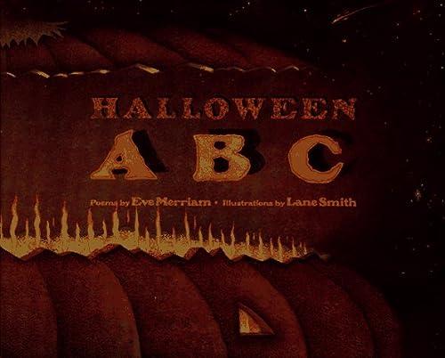 9780027668704: Halloween ABC