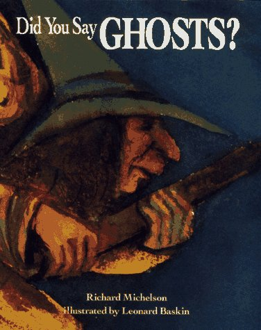 9780027669152: Did You Say Ghosts?
