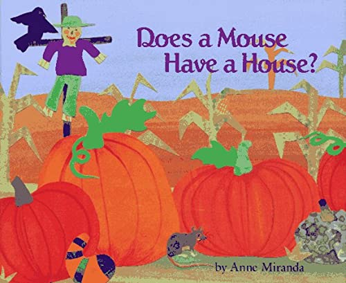 9780027672510: Does a Mouse Have a House?