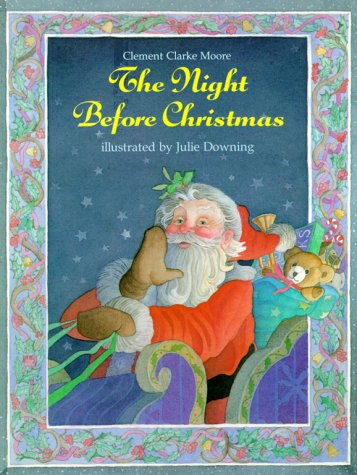 9780027676464: The Night Before Christmas