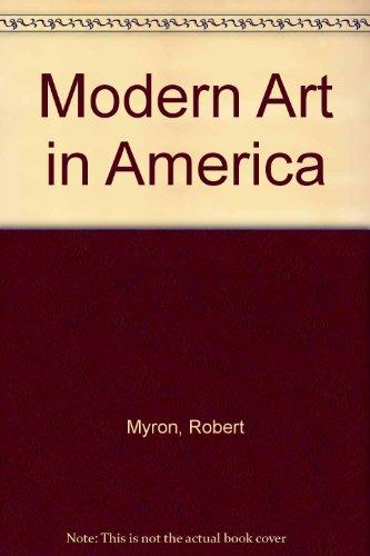 9780027677607: Modern Art in America