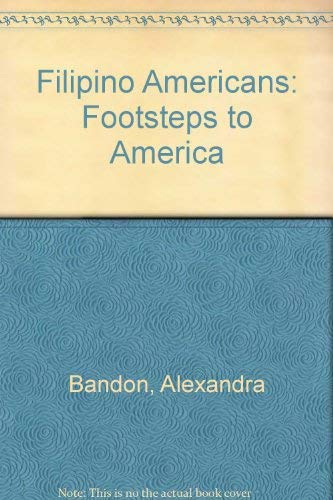 9780027681437: Filipino Americans (Footsteps to America)