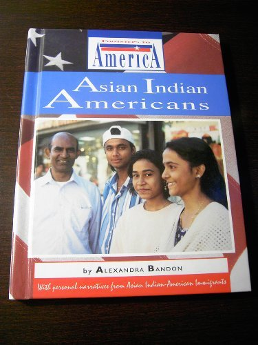 9780027681444: Asian Indian Americans (Footsteps to America)