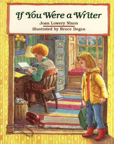 9780027682106: If You Were a Writer